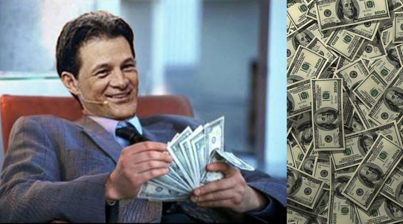 Cinco predicadores que solo quieren tu dinero
