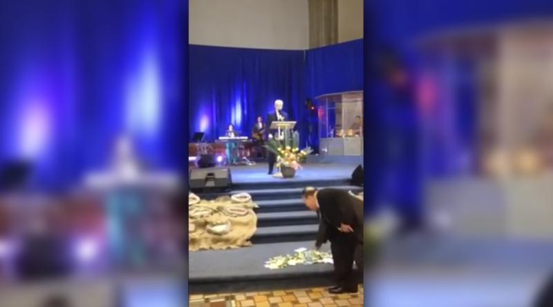 pactar en el altar
