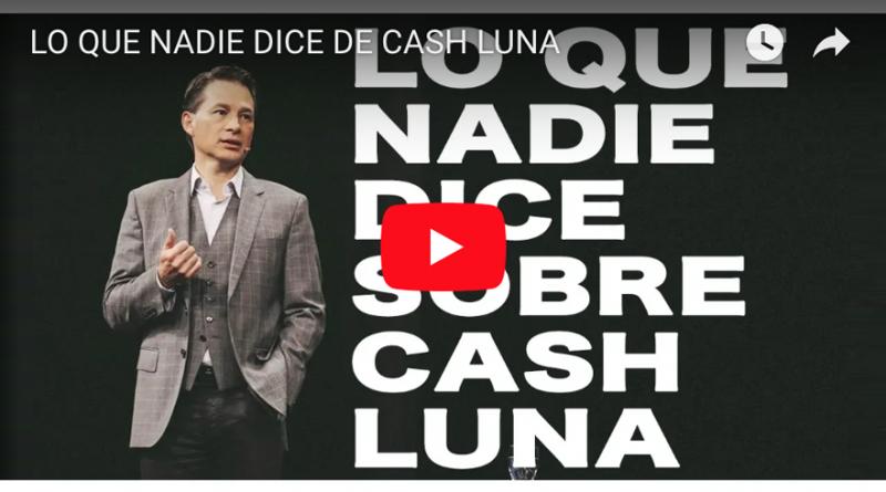 Lo que nadie quiere decir sobre Cash Luna 2
