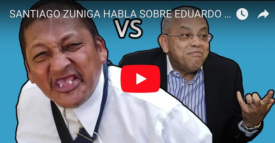 Santiago Zuniga habla sobre Eduardo Maldonado y los mercaderes de la fe