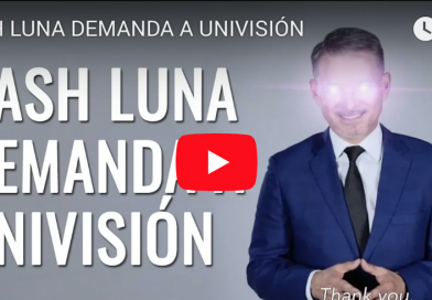 Cash Luna demanda a univision video