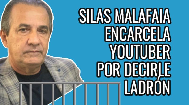 Silas Malafaia encarcela Youtuber FB